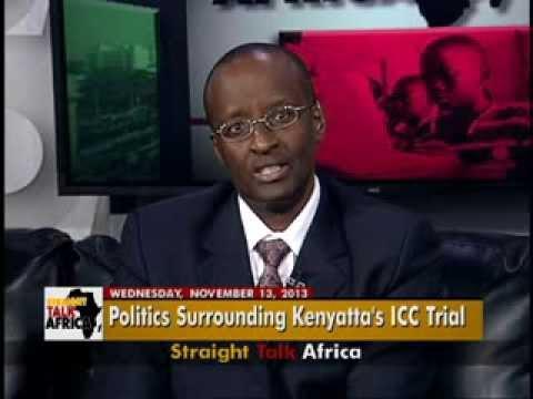 Straight Talk Africa Guest Gerald Gahim, Ph.D. on the ...
