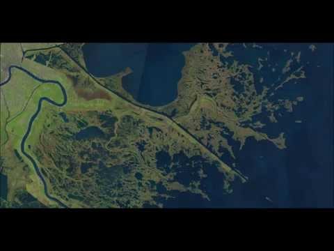 Nutrients Destroying Louisiana marsh, Part I Caernarvon Freshwater Diversion