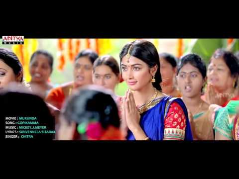 Gopikamma video song from murari