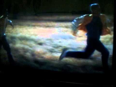 Jeepers creepers 2 running scene hd