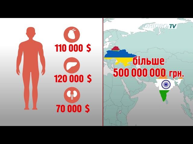 ВГОЛОС: Трансплантологія