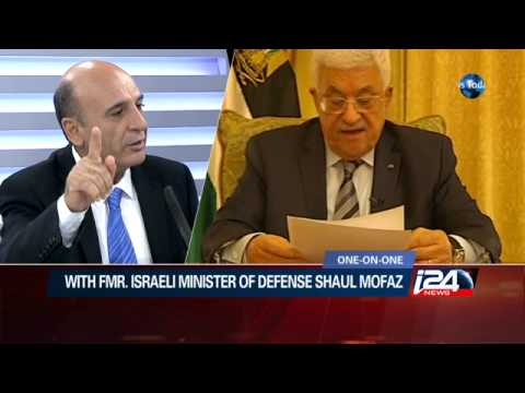 Exclusive interview with Former Israeli Minister of Defense, Shaul Mofaz