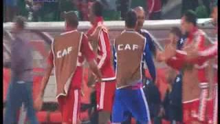 هدف الوداد الثاني في الزمالك مقابل 0 اياب ابطال افريقيا 24 سبتمبر 2016