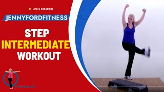 STEP AEROBICS -  STEP BY STEP 2 - JENNY FORD