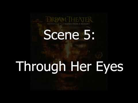 Dream Theater - Metropolis Pt. 2: Scenes from a Memory (Full HD with lyrics!)