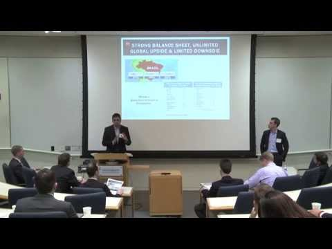 Fink Stock Pitch Competition 2015