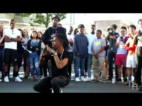 Oakland First Friday: Turf Dancing On The Streets Of Oakland | iDummy x TURFinc