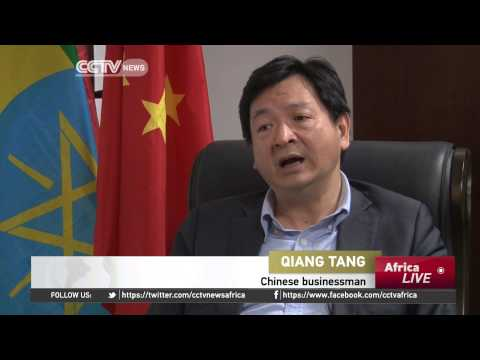 China's interests in Africa on the rise