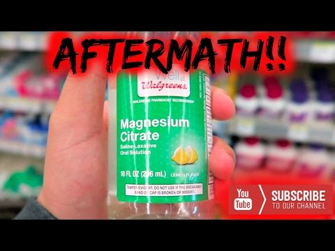 Laxative Lemonade PRANK! | Before And Aftermath