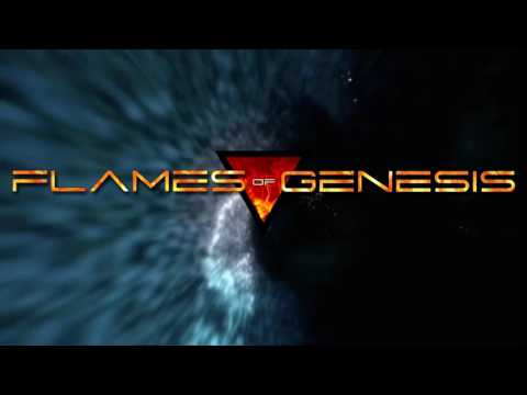 Flames Of Genesis - Visions Of Fluid Dimensions