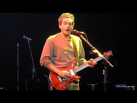 John Mayer Trio  Crossroads Hollywood Casino Amphitheatre  Tinley Park, IL September 2, 2017