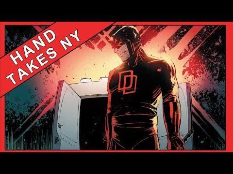 The Hand Takes New York   Daredevil #601