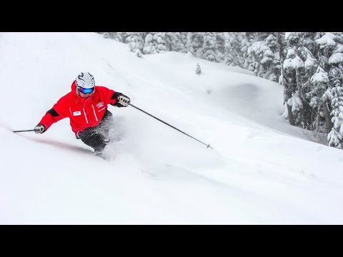 Big White's Josh Foster Life on the Mountain