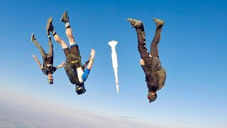 Skydiving with Model Rocket