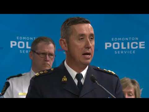 Edmonton police, RCMP provide updated details in suspected terror attack
