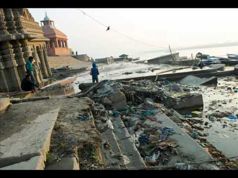 Image result for dirty ganges river