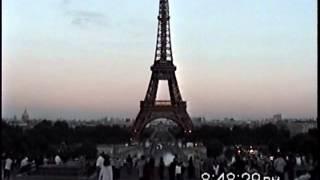 Eiffel Tower 2001