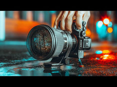 Relaxing 32 Minutes of POV Street Photography.