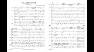 Romantic Etude (Opus 10, No.3) by Chopin/arr. Longfield