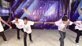 "Bhaag Milkha Bhaag Songs (2013)-""ZINDA HAI TOH"" IMSTAR Kutch Audition Bit Trackers Dance Crew 12124"