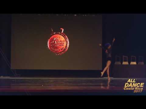 Pieza Yusa- Danza Contemporanea- All Dance Costa Rica 2017