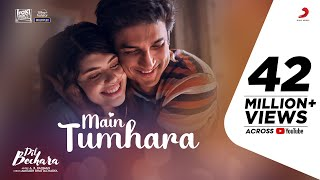 Gambar cover Main Tumhara – Dil Bechara | Official Video | Sushant, Sanjana |A.R. Rahman|Jonita, Hriday|Amitabh B