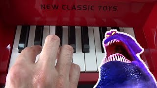 KRAKEN THEME (5$ PIANO VS IPHONE VS CAT PIANO)