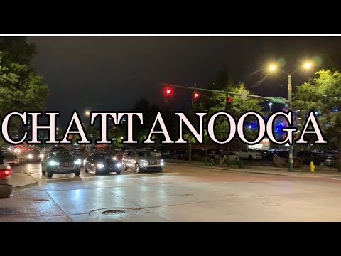 Visit Chattanooga Tennessee Downtown Nightlife 2019