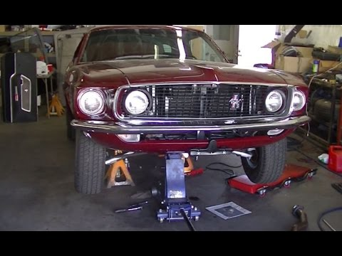 Piece By Piece 1969 Ford Mustang Restoration Part 63