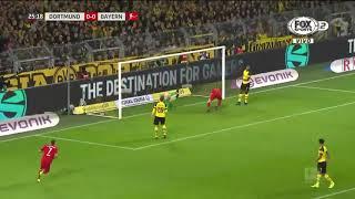 Dortmund--3--2 Bayer Münih maç özeti