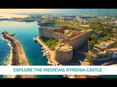 Kyrenia & Nicosia Tours by Cyprus Paradise | North Cyprus Holidays