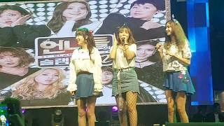 [FULL CLIP] Hong Jin Young (feat unnies) Love Battery (사랑의 배터리) Konkuk University Festival 2017