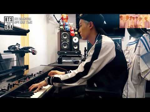 (Eng Sub) 방탄소년단 BTS DNA Comeback 092117 - Suga's DNA/Studio
