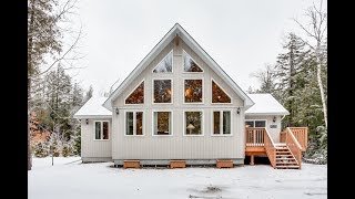 Real Estate tour of 34 Lasalle Trail, Tiny for Sale by Christine Smith