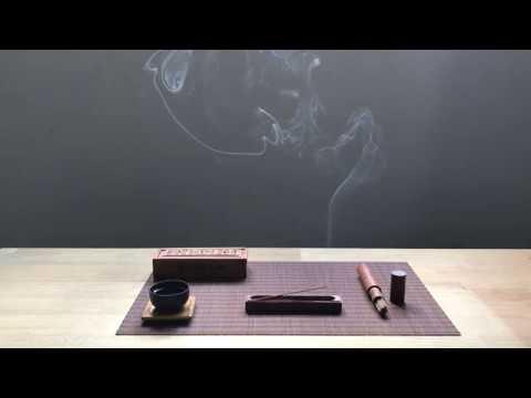 Vũ điệu khói trầm - Set trầm An Hương size mini