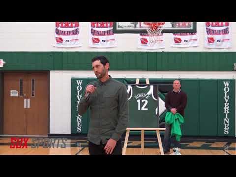 Kirk Hinrich Jersey retirement ceremony speech