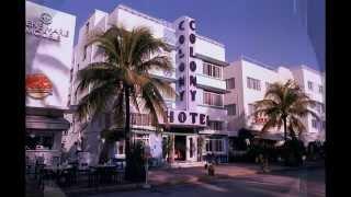 Art Deco Historic District barbara capitman - art deco walking tour