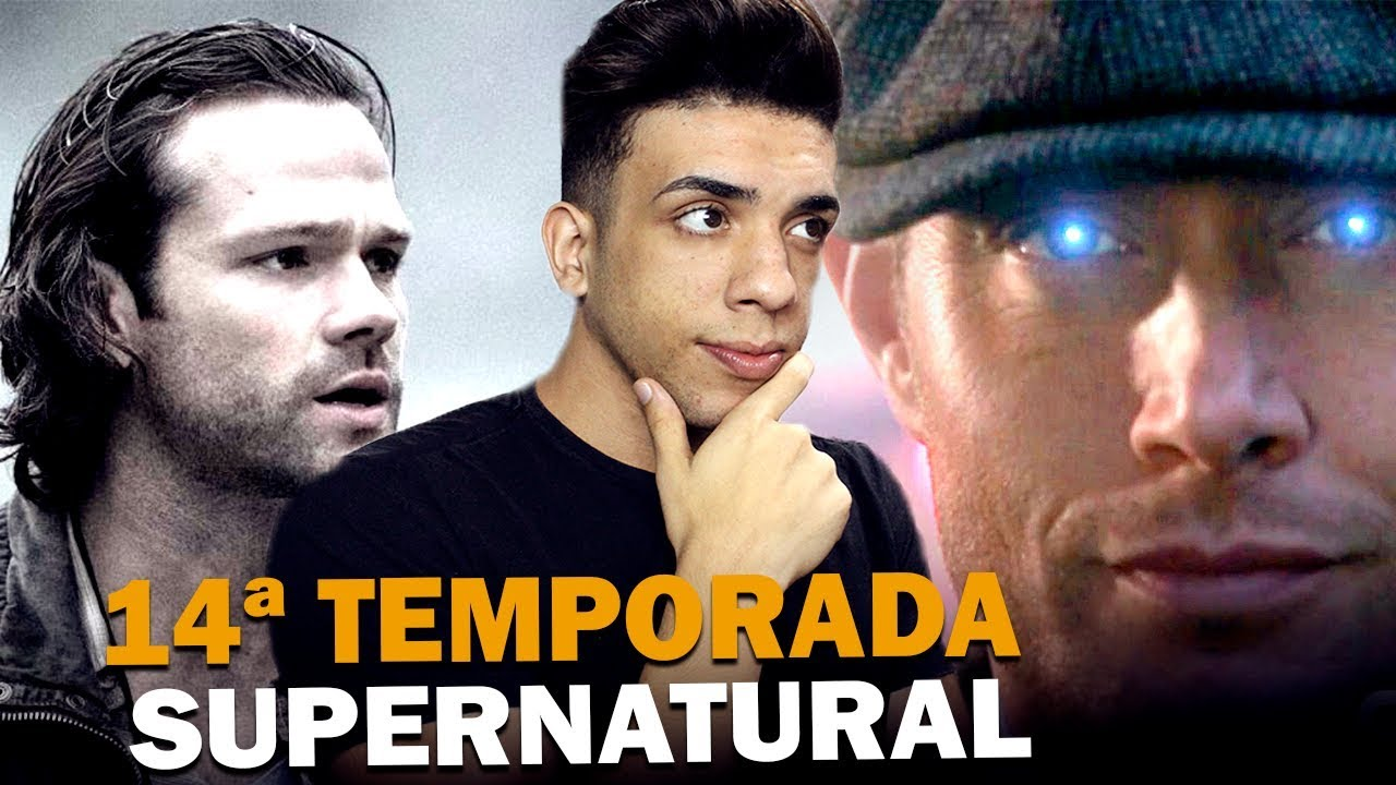 Onde Assistir A 14ª Temporada De Supernatural Youtube