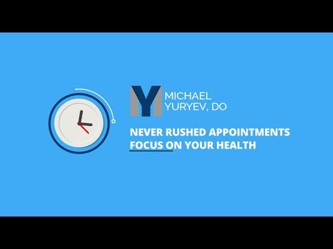 Michael Yuryev, DO - Primary Care Doctor | Family Doctor | Brooklyn