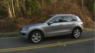 2011 Volkswagen Touareg Hybrid HD Video Review