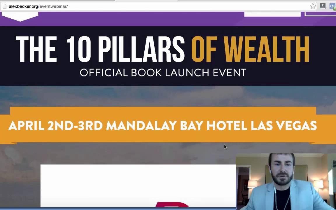 10 pillars of wealth free pdf