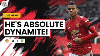 Mason Greenwood Is DYNAMITE! | Man United 3-1 Burnley | Match Review