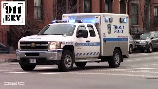 [Boston] MBTA Transit Police Responding