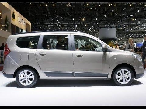 Renault Lodgy, Lodgy, Рено Лоджи