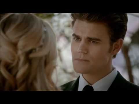 The Vampire Diaries - Casamento De Stefan & Caroline - Parte2 - ((Dublado))