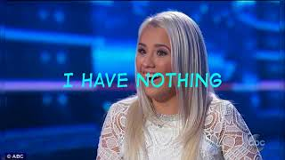 I Have Nothing - Gabby Barrett