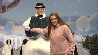 SNL spotlights 'magic' of electoral college, Greta Thunberg