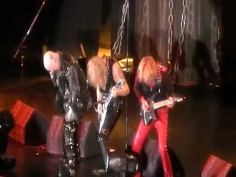 JUDAS PRIEST - Breaking The Law - Live in Kiev (16.04.2012).