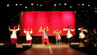 University of Surrey International Gala - ISA (Indian Students Association) Performance 2013