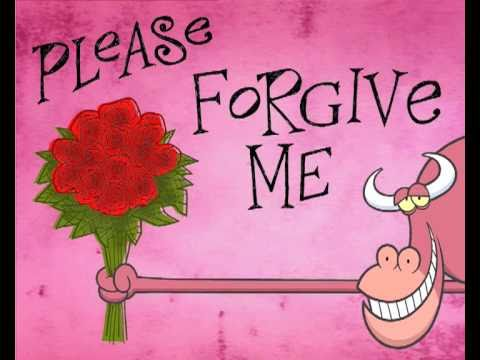 Please forgive me cartoon ecard youtube m4hsunfo
